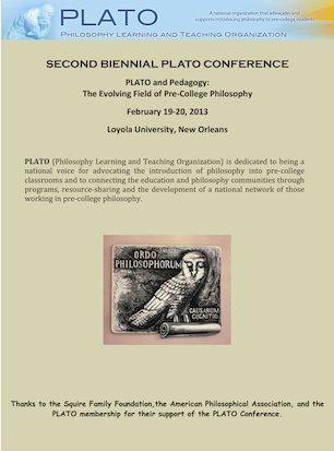 PLATO-Conference-program-2013 cover shot