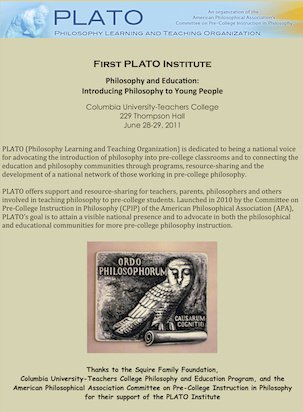 PLATO-Institute-program-june2011 cover shot