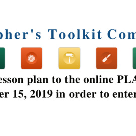 PLATO Toolkit Competition