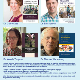 Meet the Authors of the Big Ideas for Young Thinkers Book Series